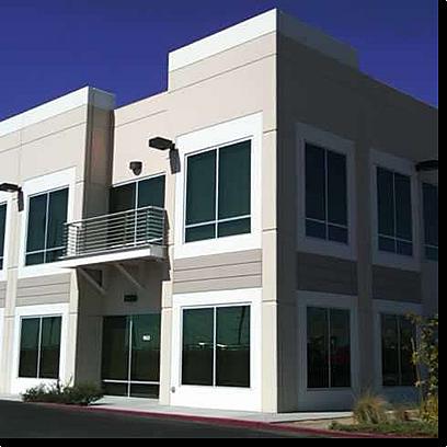 GTG Las Vegas Office and Showroom