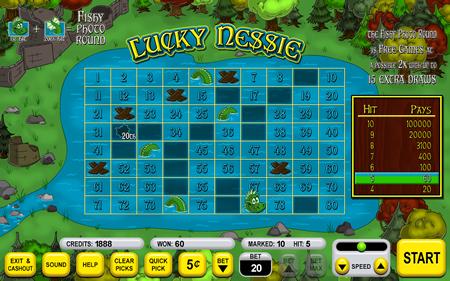 Lucky Nessie Keno